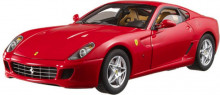 HOTWHEELS 1:18 - FERRARI 599 GTB, RED