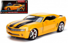 JADA 1:24 - CHEVROLET CAMARO 2006 'TRANSFORMERS BUMBLEBEE', YELLOW/BLACK