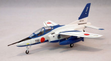 MAGAZINE MODELS 1:100 - T-4 BLUE IMPULSE
