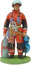 MAGAZINE MODELS 1:32 - FIREMAN-CLIMBING OP DRESS-GOTTINGEN GER03
