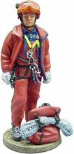 MAGAZINE MODELS 1:32 - FRENCH GRIMP - FIREMAN - 2002