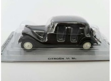 MAGAZINE MODELS 1:43 - CITROEN 11 BL 'POLISH CARS', BLACK