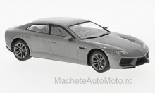 MAGAZINE MODELS 1:43 - LAMBORGHINI ESTOQUE, METALLIC-GREY