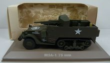 MAGAZINE MODELS 1:43 - USA M3A-1 75MM