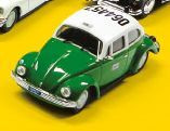 MAGAZINE MODELS 1:43 - VW BEETLE (GARBUS) - MEXICO 1985 TAXI OF THE WORLD - CENTAURIA