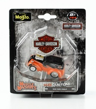 MAISTO 1:64 - HARLEY DAVIDSON MUSCLE MACHINES 1948 FORD ANGLIA