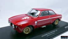 MINICHAMPS 1:18 - 1971 ALFA ROMEO GTA 1300 JUNIOR, RED