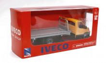 NEW RAY 1:36 - IVECO DAILY GIALLO C/PIANALE