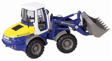 "NZG 1:50 - Atlas Ar95 Wheel Loader """"Rathkamp"""""