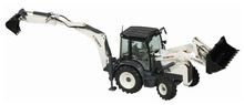 NZG 1:50 - Terex Tlb840, Backhoe Loader, Outerslide dipperstick
