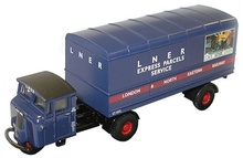 OXFORD 1:148 (N) - LNER Mechanical Horse