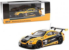 TARMAC 1:64 - BMW M6 GT3 ERACING GRAND PRIX HONG KONG NETVIGATOR TEAM, YELLOW/BLACK