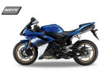 WELLY 1:18 - YAMAHA YZF-R1 2008, BLUE