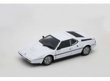 WELLY 1:24 - BMW M1 1987, WHITE