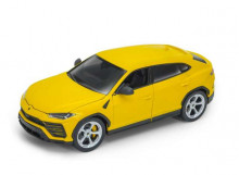 WELLY 1:24 - LAMBORGHINI URUS 2017, YELLOW