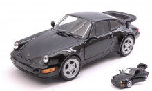 WELLY 1:24 - PORSCHE 911 TURBO 3.0 1974 BLACK