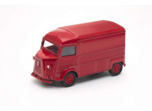 WELLY 1:34 - CITROEN HY BUS, RED
