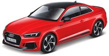 BBURAGO 1:24 - AUDI RS 5 COUPE 2019, RED