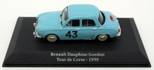 DAUPHINE GORDINI RALLY MONTE CARLO 1958, LIGHT BLUE