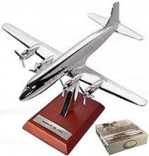 ATLAS 1:200 - DOUGLAS DC-6B 1951, CHROME