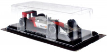 ATLAS 1:24 - MCLAREN MP 4/4 #12 AYRTON SENNA 1988 - LEGENDARY RACING CARS