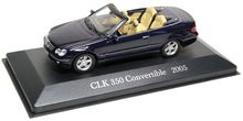 ATLAS 1:43 - MERCEDES BENZ CLK 350 CONVERTIBLE (A209) 2005