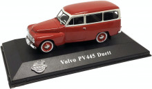 ATLAS 1:43 - VOLVO PV445 DUETT, RED