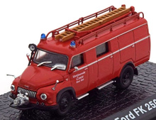 ATLAS 1:72 - FORD LF 8 FK 2500