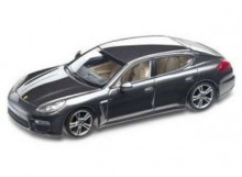 DEALER MODELS 1:43 - PORSCHE PANAMERA TURBO S 2013, DARK GREY