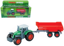 DONBFUL 1:72 - TRACTOR & TIPPER