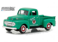 GREENLIGHT 1:43 - FORD F-100 PICK-UP 1948 *TEXACO* RUNNING ON EMPTY SERIES 1