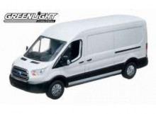 GREENLIGHT 1:43 - FORD TRANSIT (V363) 2015, WHITE