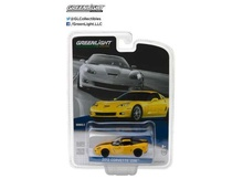 GREENLIGHT 1:64 - CHEVROLET CORVETTE ZO6 2012, 'GENERAL MOTORS SERIES 2', VELOCITY YELLOW