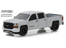 GREENLIGHT 1:64 - CHEVROLET SILVERADO 2018 *ANNIVERSARY COLLECTION SERIES 6*