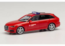 """HERPA 1:87 - Audi A4 Avant command vehicle """"Stolberg fire department"""""""