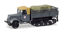 "HERPA 1:87 - Ford 917 T replacement Maultier with load under canvas ""Jagdgeschwader 3 / Udet"""