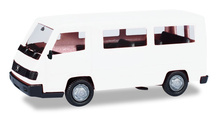 HERPA 1:87 - MiniKit: Mercedes-Benz 100 D bus, white