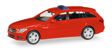HERPA (MINIKIT) 1:87 - Mercedes-Benz C-Class T-Modell, red