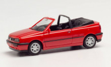 HERPA1:87 - VW Golf III Cabrio, red
