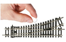 HORNBY  HO / OO (1:87 / 1:76) - DCC Electro Power Clips (Pk20)