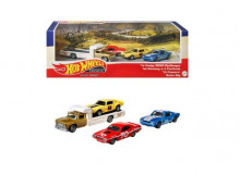 HOTWHEELS 1:64 - PREMIUM SET #5 *GOING TO THE RACES*