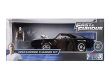 JADA 1:24 - DODGE CHARGER 1970 *FAST AND FURIOUS*, BLACK