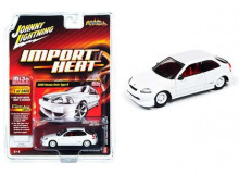 JOHNNY LIGHTNING 1:64 - HONDA CIVIC TYPE R 2000, WHITE