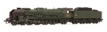 Jouef HO (1:87) - Steam locomotive 241 P, tender 34 P, SNCF