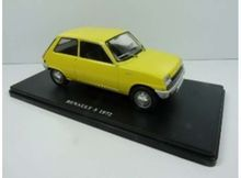 MAGAZINE MODELS 1:24 - RENAULT 5 1972, YELLOW