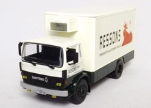 MAGAZINE MODELS 1:43 - BERLIET 130 B11 RESSONS 'TRUCK SERIES', WHITE/GREEN