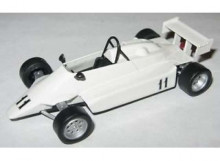 MAGAZINE MODELS 1:43 - ESTONIA 21, WHITE