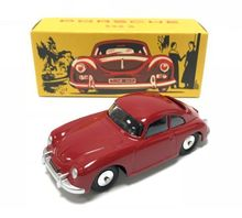 MAGAZINE MODELS 1:43 - PORSCHE 356A - RED - QUIRALU
