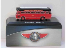 MAGAZINE MODELS 1:72 - BMMO C5 MIDLAND RED, RED/BLACK