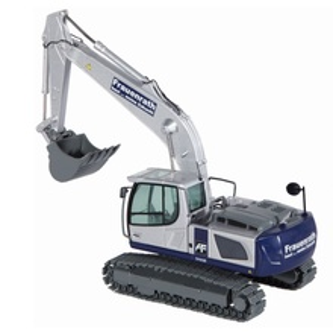 NZG 1:50 - Liebherr R916 Excavator - Frauenrath (WSL)
